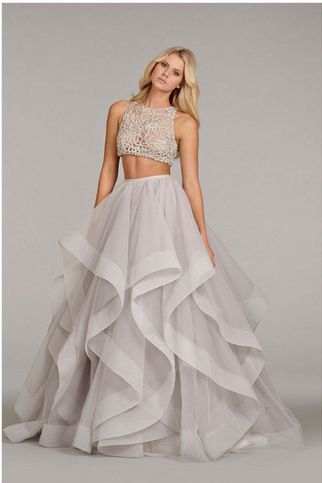 f14a98208 Possibly the Most Epic Selection of Two Piece Wedding Dress Bridal ...