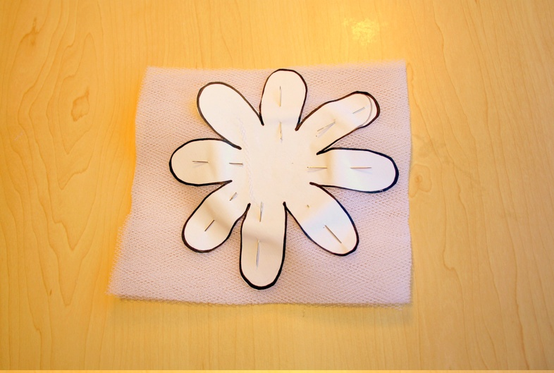 DIY Fabric Flower Tutorial