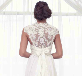 Lace Back Wedding Dresses Lace Back Wedding Dresses