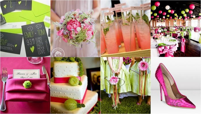 Fuchsia Pink Wedding Theme: Wedding novel ideas secret theme ...