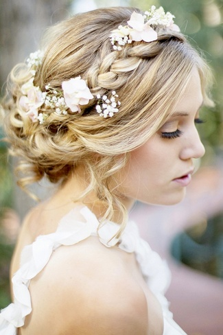bridal hair 25 wedding upstyles and updos