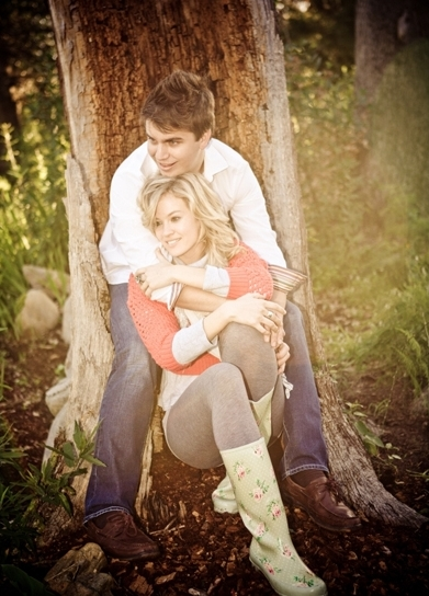 Country Chic Photo Shoot Inspiration