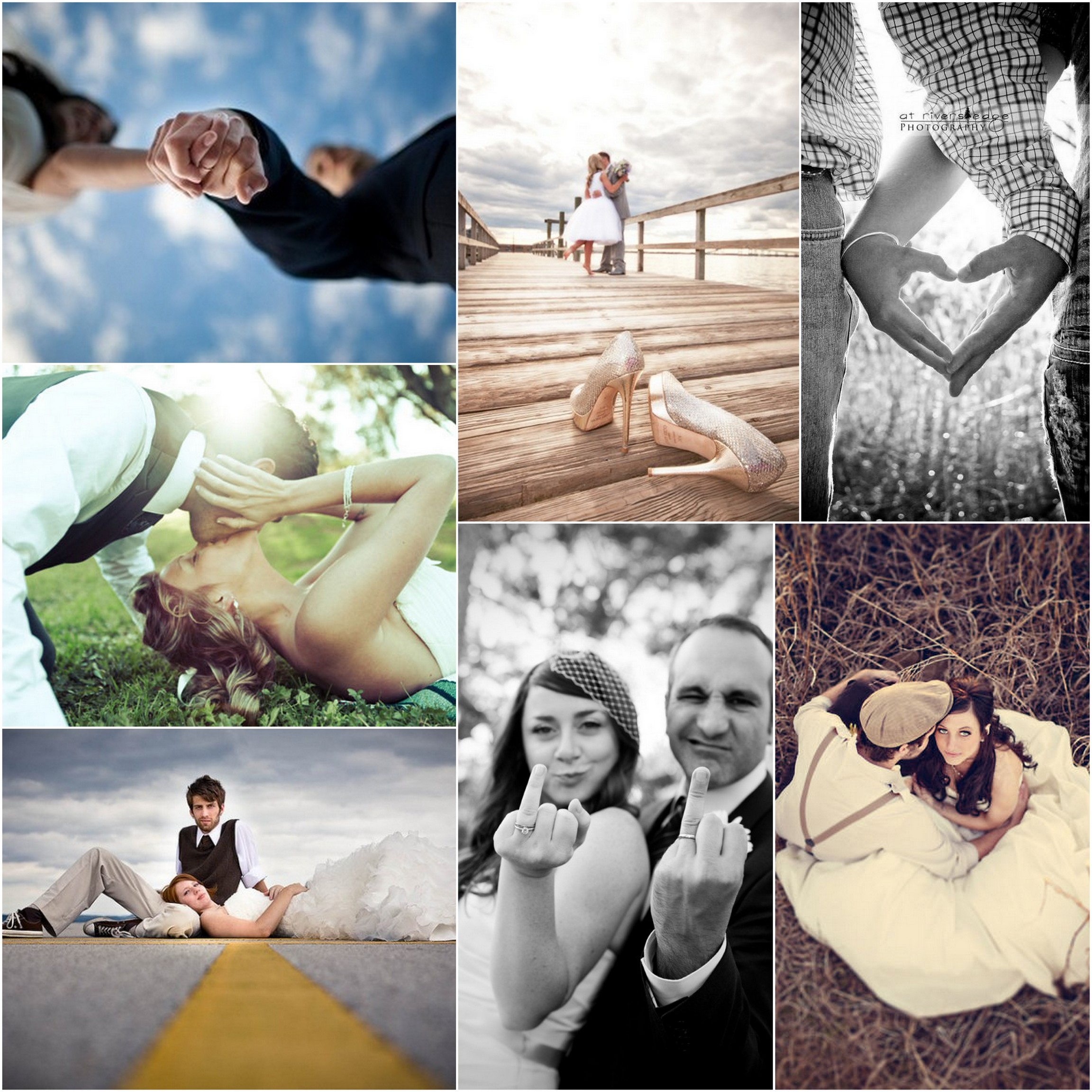 Wedding Photos Ideas: 22 Wedding Photo Ideas & Poses