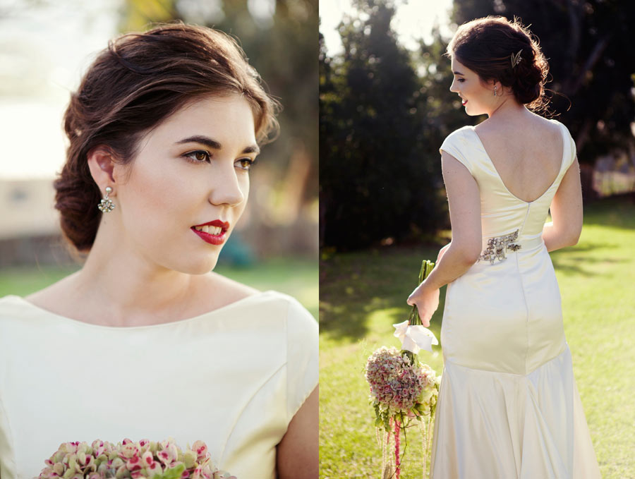 15 Steps To Achieving The Perfect 1920′s Vintage Bridal Look