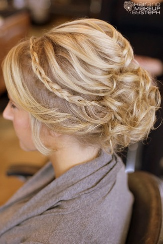Groovy Another 25 Bridal Hairstyles Amp Wedding Updos Hairstyles For Women Draintrainus