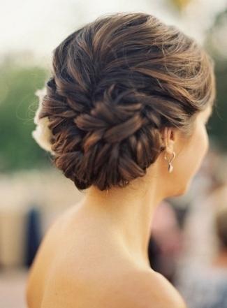 Fine Another 25 Bridal Hairstyles Amp Wedding Updos Short Hairstyles Gunalazisus