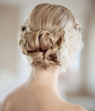 Fabulous Another 25 Bridal Hairstyles Amp Wedding Updos Hairstyle Inspiration Daily Dogsangcom
