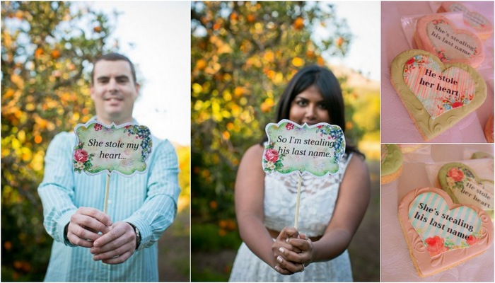 DIY Engagement Party Projects & Printables
