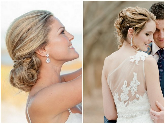Magnificent Another 25 Bridal Hairstyles Amp Wedding Updos Hairstyles For Women Draintrainus