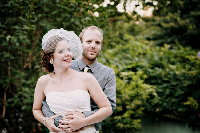 Handmade Wedding Rustic Twist Portland Oregon