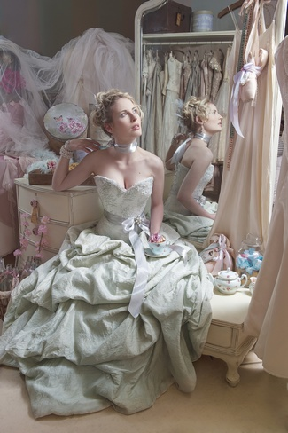 {Immagika} Wedding Gown Aquarelle