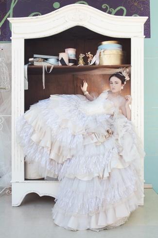 {Immagika} Wedding Gown Tuberose
