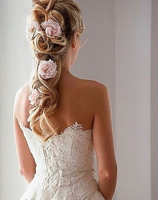 20 Long Wedding Hairstyles 2013Confetti Daydreams – Wedding Blog