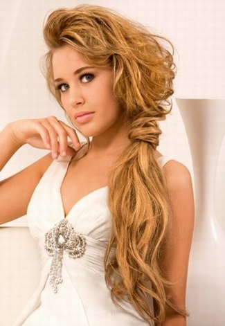 20 Long Wedding Hairstyles 2013