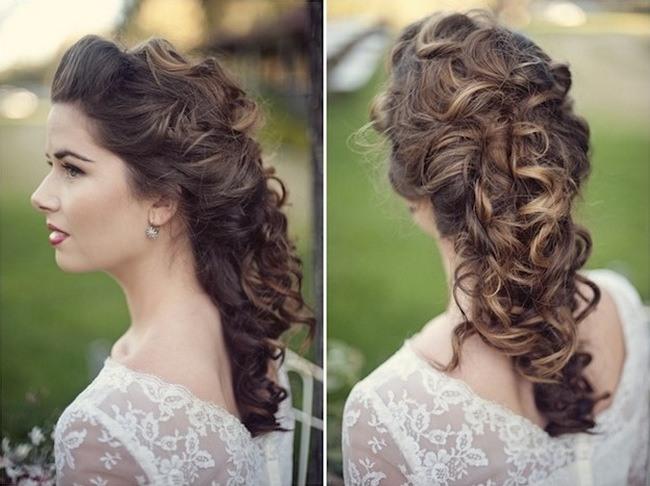 Surprising 20 Long Wedding Hairstyles 2013 Short Hairstyles Gunalazisus