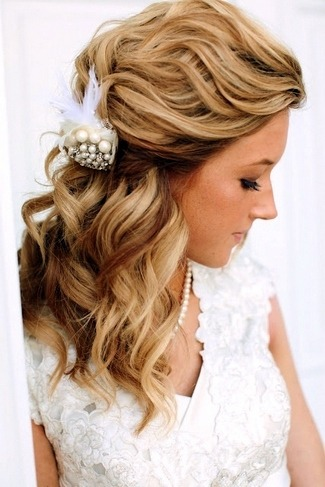 Incredible 20 Long Wedding Hairstyles 2013 Hairstyle Inspiration Daily Dogsangcom