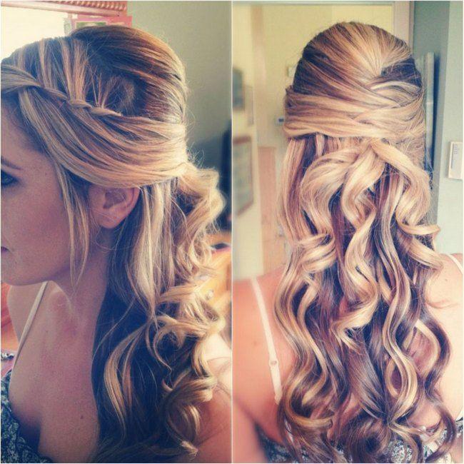 Fabulous 20 Long Wedding Hairstyles 2013 15 21 Hairstyle Inspiration Daily Dogsangcom