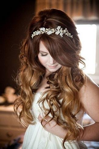 Enjoyable 20 Long Wedding Hairstyles 2013 191 Short Hairstyles Gunalazisus