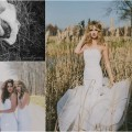 Bohemian Bride  2013 Wedding Dress Collection ByGhinda 01