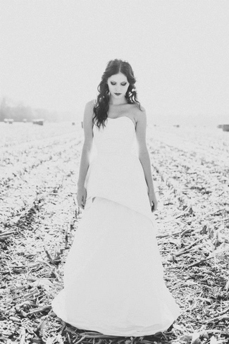 Bohemian Bride  2013 Wedding Dress Collection ByGhinda
