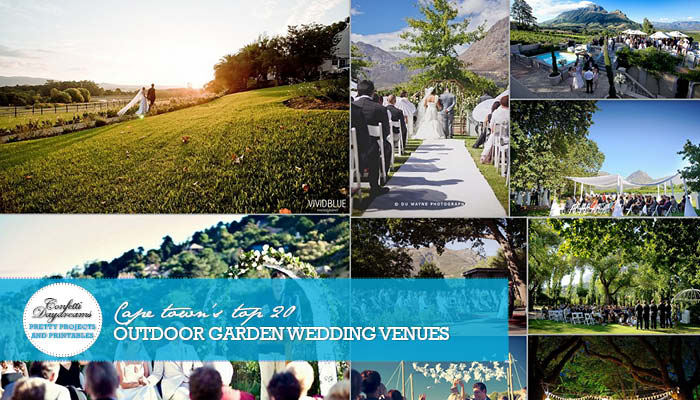 Wedding Venue Cape Town The Top 25 Most Romantic Wineland Venues Drinksfeed Com