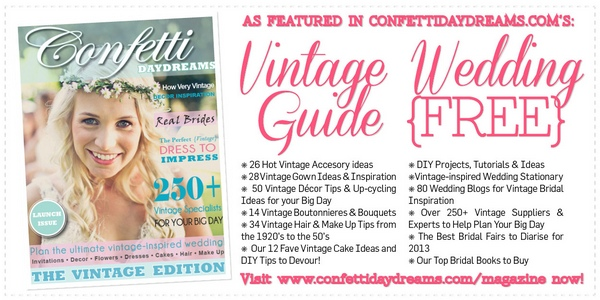 Confettidaydreams.com-Vintage-Guide-and-Bridal-Magazine