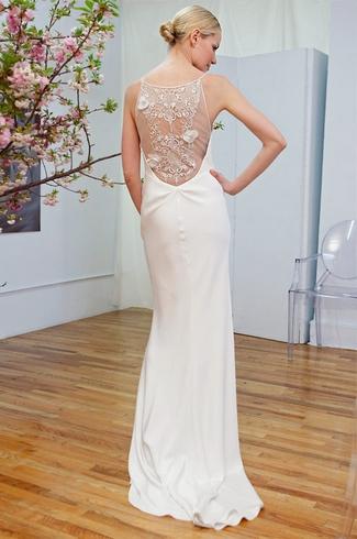 Portrait Back Wedding Dresses & Gowns