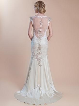 Wedding Dress Erfly Back Gown Dresses