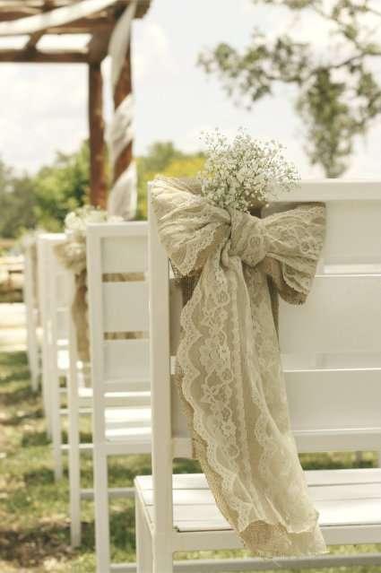 33 Chair Swag & Wedding Chair Decoration Ideas| Confetti Daydreams
