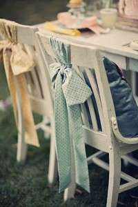 Loads Of Chair Swag Amp Wedding Chair Decoration Ideas