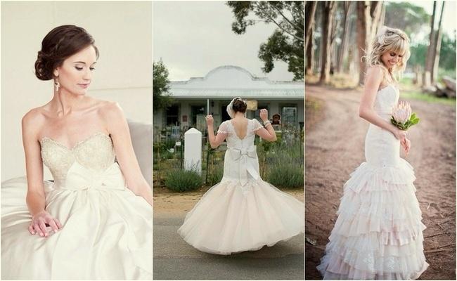 Cape Town Wedding Dress Designers {Alana - Made With Love}
