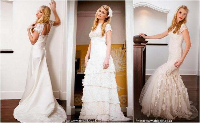 Cape Town Wedding Dress Designer {Molteno Creations}