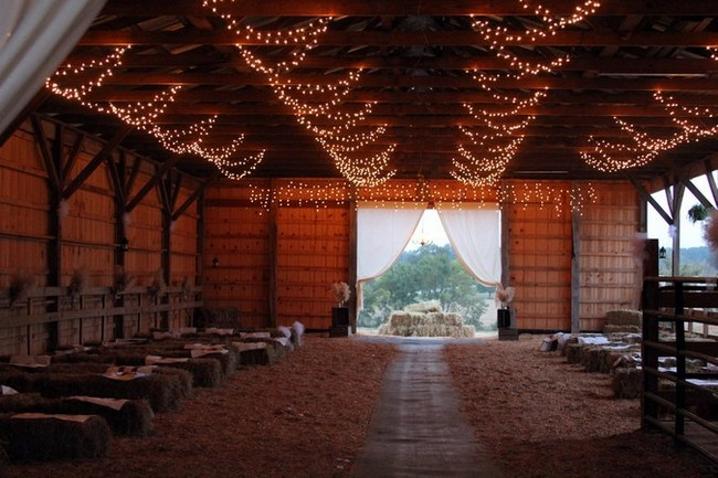 Country Style Barn Wedding - South Carolina {Real Bride}