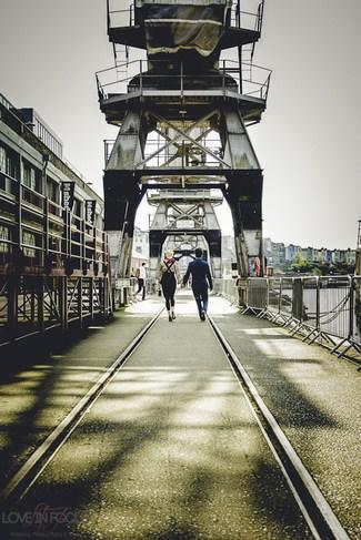 {E-Shoot} City Swing Dance Theme Inspiration