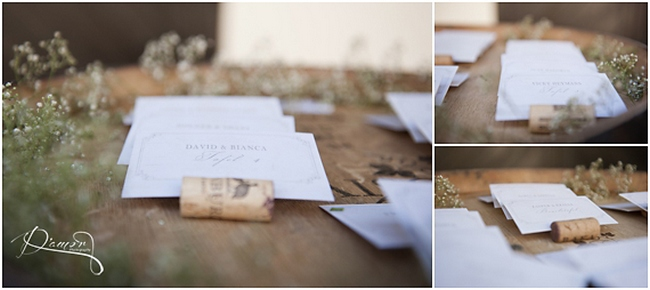 Romantic Peach and Mint Vintage Molenvliet Wedding