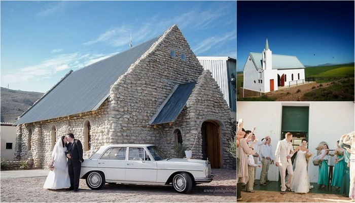 Wedding Venues with Chapel & Reception Areas {Cape Town}