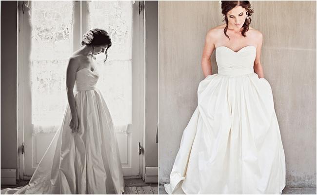 Elbeth Gillis Bridal Wear {Wedding Dress Design}