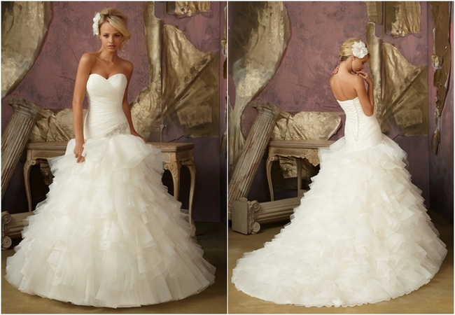 Top 10 Wedding Dress Designs Wedding Connexion Johannesburg
