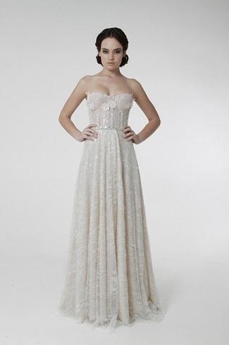 Wedding Dress Design} Kobus Dippenaar