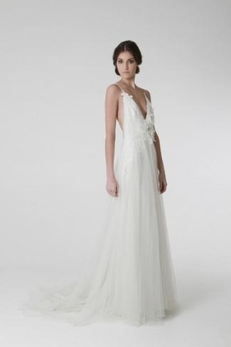 {Wedding Dress Design} Anna Georgina by Kobus Dippenaar