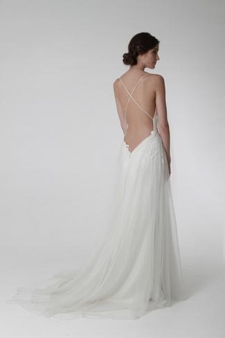 wedding dress design anna georgina by kobus dippenaar