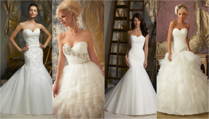 Top 10 Wedding Dress Designs {Wedding Connexion, Johannesburg}