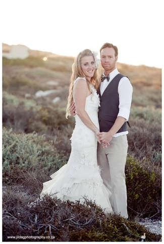 West Coast Beach Party Wedding {Sea Trader}