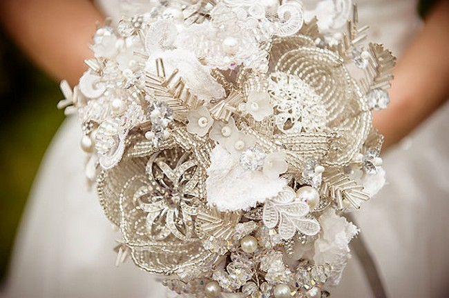 Bejewelled Bouquet
