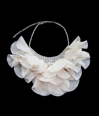 Vintage Bridal Bibs - Whimsy Glam Bib