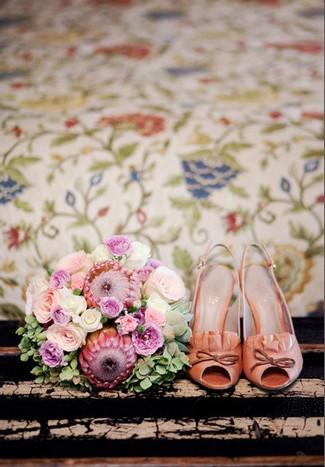 Vintage Romance Wedding at Nooitgedacht Estate {Real Wedding}