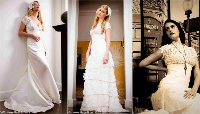 {Wedding Dress Design} Molteno Creations
