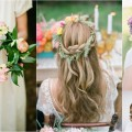 20 Floral Bridal Crowns and Wedding Wreath Ideas Blog