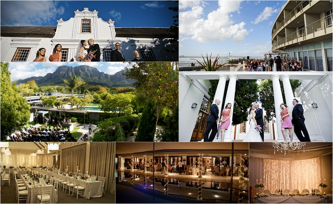Cape Town Hotel  Wedding Venues