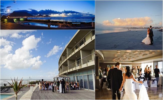 Cape Town Hotel Wedding Venues - Lagoon Beach Hotel